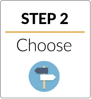 Choose Step